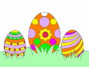 Barvení vajíčka