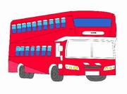Dvoupatrový autobus